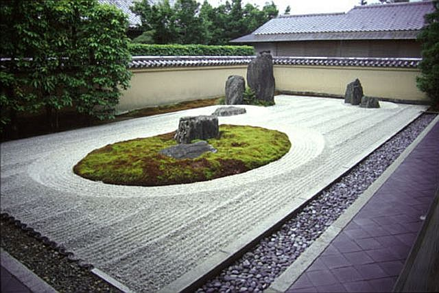 Giardini zen immagini - Giardini zen da interno ...